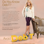First Entertainment Credit Union print ad Deb T