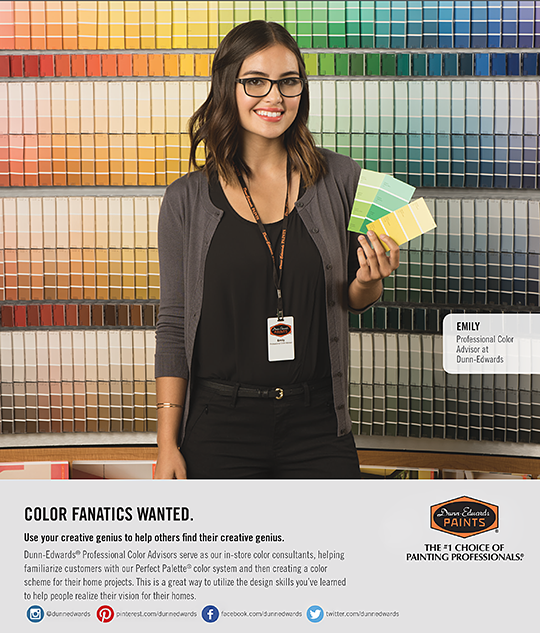 Dunn Edwards Paint Advisor