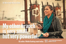 First Entertainment Credit Union Ad Campaign