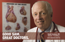 Good Samaritan Hospital Dr David Cannom