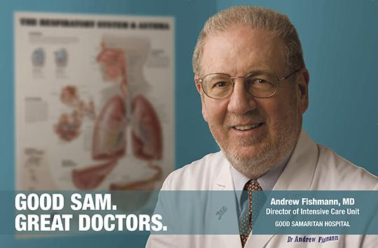 Good Samaritan Hospital Dr. Andrew fFshmann