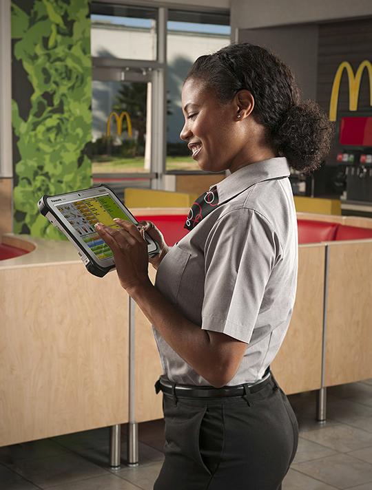 Panasonic Phelps McDonalds