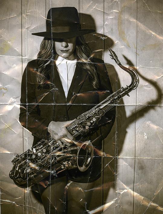 Jessy J Jazz Saxophone
