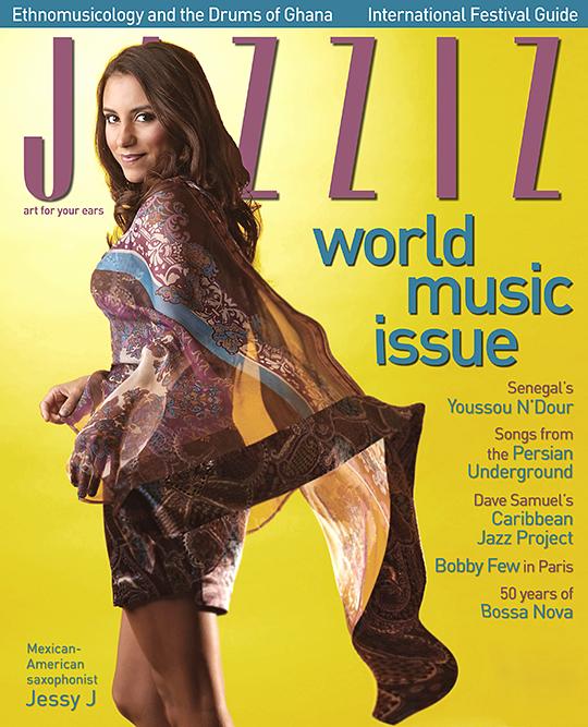 Jazziz Magazine Jessy J
