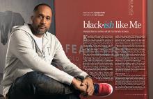 Kenya Barris Blackish