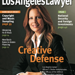 LA Lawyer September 2010 cover shot