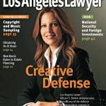 LA Lawyer September 2010 cover shot