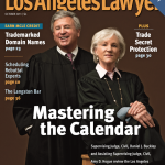 LA Lawyer October 2013 cover shot