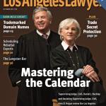 LA Lawyer October 2013 cover shot