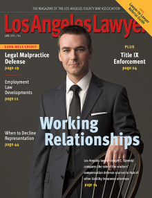 Los Angeles Lawyer Attorney Joseph Gjonola