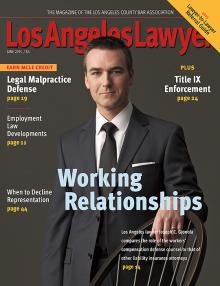 Los Angeles Lawyer Attorney Joseph Gjonola