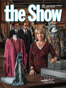 First Entertaiment Credit Union - Show Magazine - Bonnie Otto