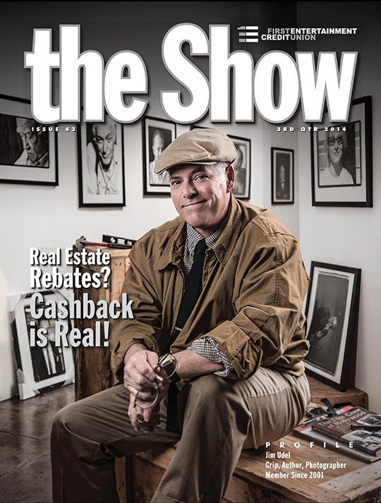 Show Magazine Jim Udel