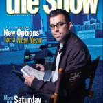 First Entertainment Credit Union The Show issue 25 cover shot Leo Fialho