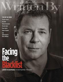 John McNamara Written By Magazine Trumbo