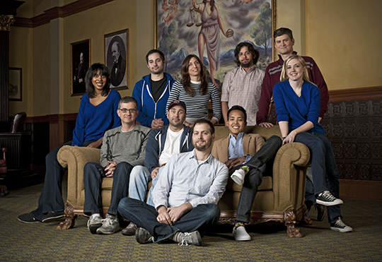 Parks & Rec Creator and Writing Team