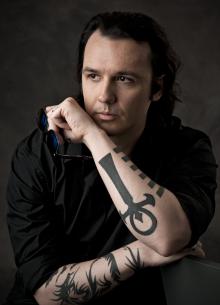 Damien Echols portrait