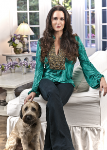 Kyle Richards - Real Housewives of Beverly Hills - Nourage