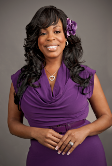 Actress Niecy Nash portrait
